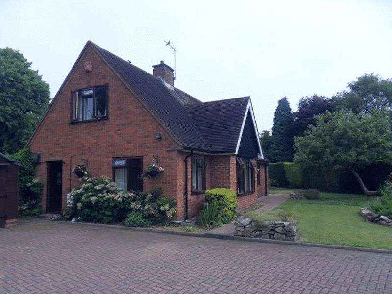 4 Bedrooms Detached House for sale in Elm Road, Kidderminster DY10 1ST