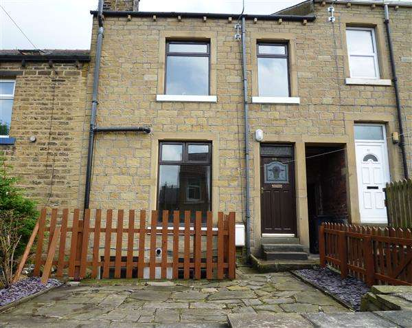3 Bedrooms Terraced House for sale in Hawthorne Terrace, Crosland Moor, Huddersfield