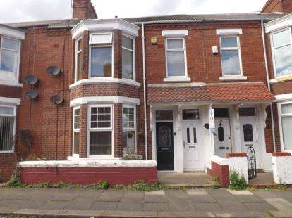 3 Bedrooms Flat for sale in St. Vincent Street, South Shields, Tyne and Wear, NE33