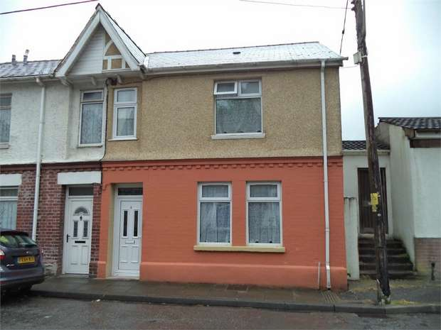 3 Bedrooms End Of Terrace House for sale in Eureka Place, EBBW VALE, Blaenau Gwent