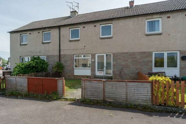 3 Bedrooms Terraced House for sale in Sherwood Loan, Bonnyrigg, Midlothian, EH19 3NF