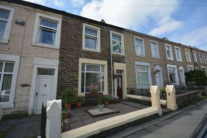 3 Bedrooms Terraced House for sale in Russell Place, Great Harwood