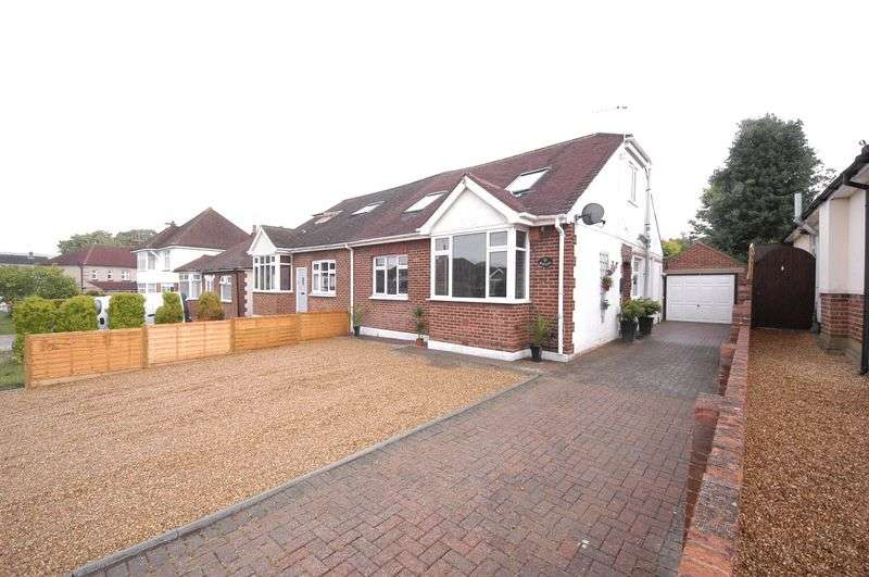 4 Bedrooms Semi Detached House for sale in Woodland Way, Penenden Heath