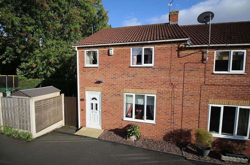 3 Bedrooms Semi Detached House for sale in Moor Road, Dawley, Telford