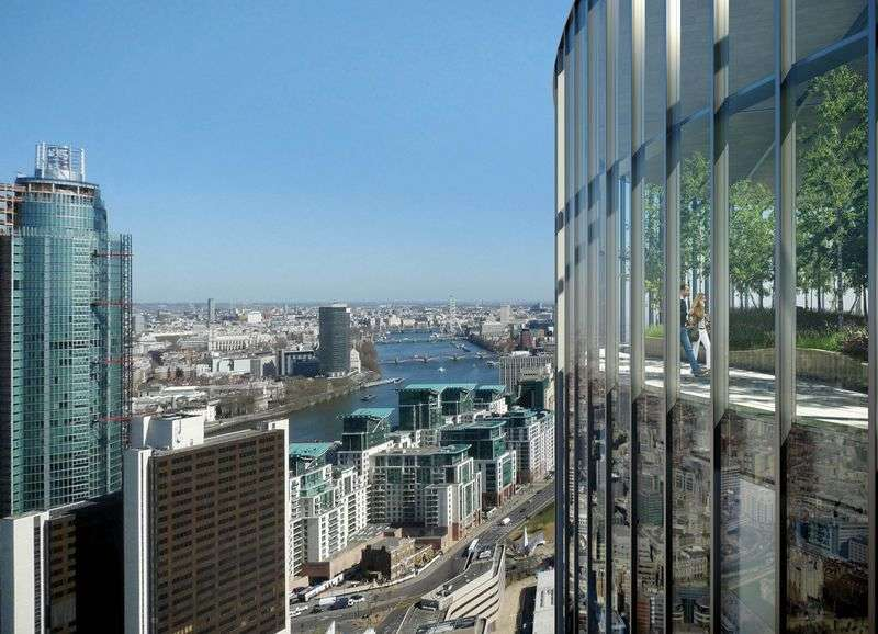 2 Bedrooms Flat for sale in Sky Gardens, London