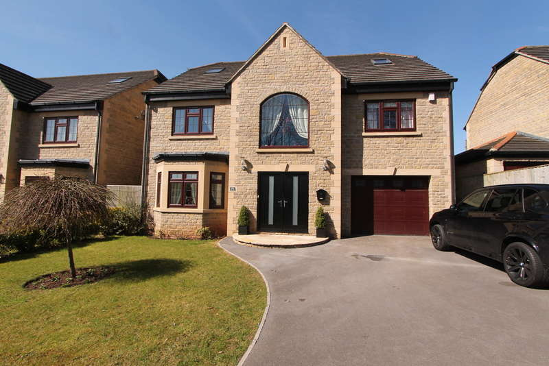 4 Bedrooms Detached House for sale in Midsomer Norton, Near Bath