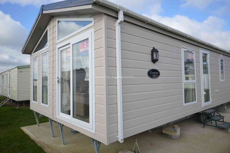 2 Bedrooms Lodge Character Property for sale in Rye Harbour Holiday Park, Rye Harbour, Rye