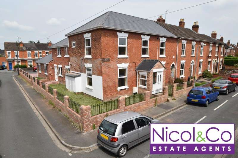 2 Bedrooms Flat for sale in Happy Land North, Worcester