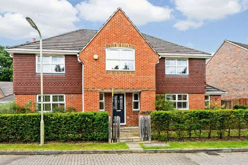 5 Bedrooms Detached House for sale in Knightwood, Chandlers Ford, SO53 4LZ