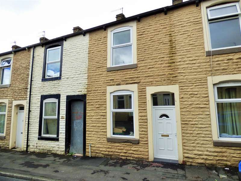 2 Bedrooms Terraced House for sale in Reed Street, Burnley