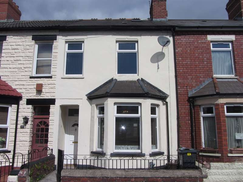 3 Bedrooms Terraced House for sale in Llanmaes Street, Grangetown, Cardiff