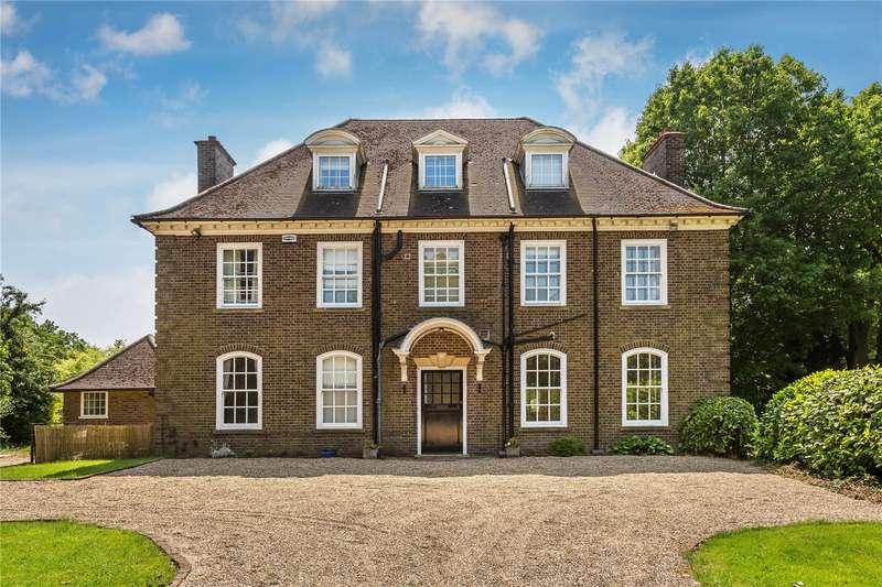 8 Bedrooms Detached House for sale in Rockshaw Road, Merstham, Surrey, RH1