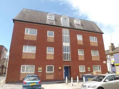 1 Bedroom Flat for sale in Naventis Court, Singleton Street, Blackpool, Lancashire, FY1