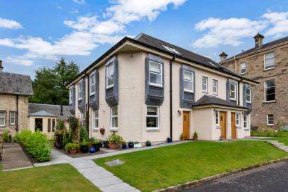 3 Bedrooms Flat for sale in Gladstone Place Lane, Stirling