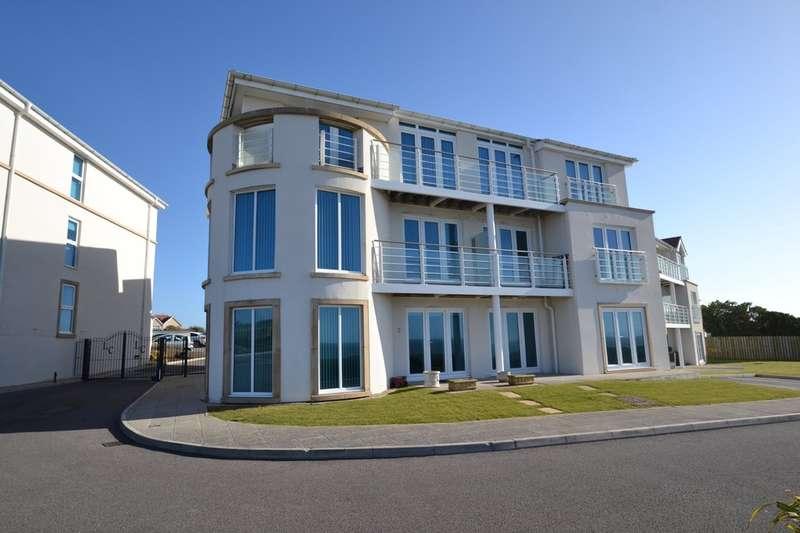 2 Bedrooms Flat for sale in 4 Locks Lodge, Locks Common Road, Porthcawl, Bridgend County Borough, CF36 3DZ