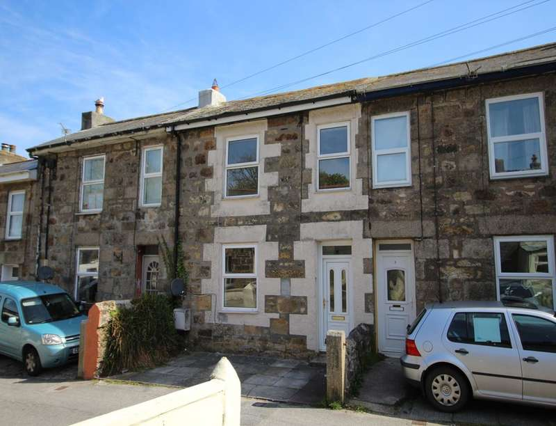 2 Bedrooms Property for sale in Hoskings Row, Redruth, TR15