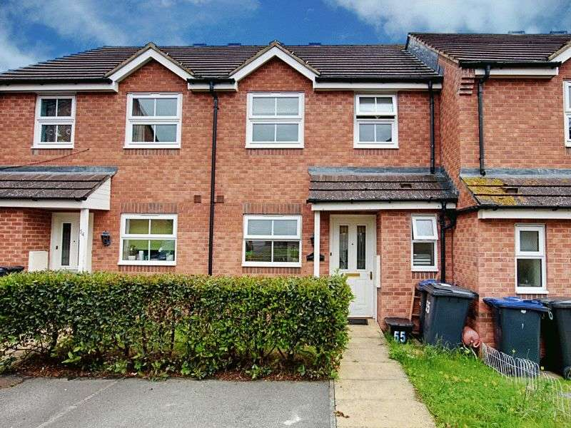 3 Bedrooms Terraced House for sale in Lamplighters Walk, Trowbridge