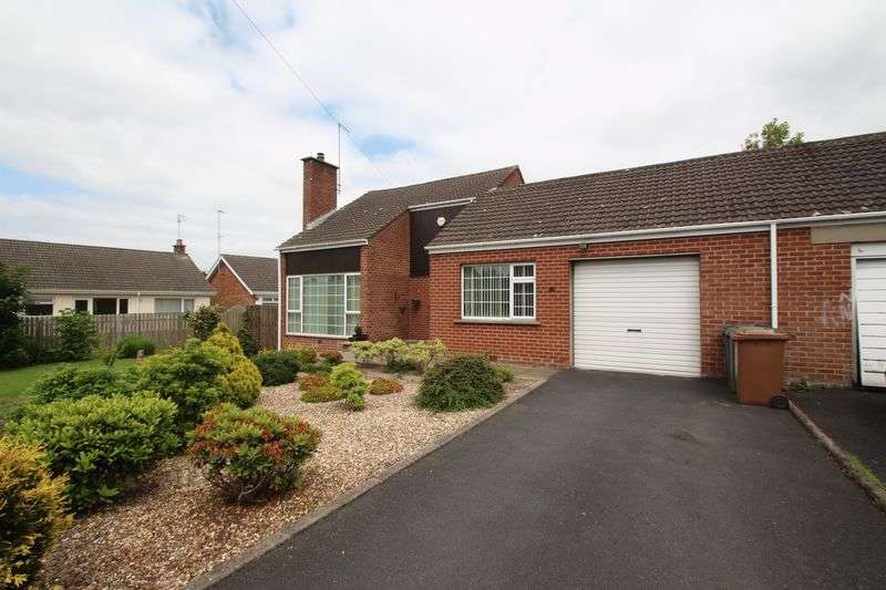 3 Bedrooms Semi Detached Bungalow for sale in 18 Birch Hill Park, Portadown