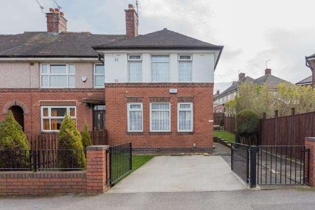 3 Bedrooms Town House for sale in Eastern Avenue, Sheffield, South Yorkshire, S2