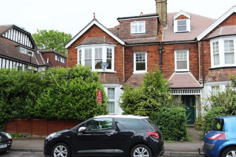 1 Bedroom Flat for sale in Egmont Road, South Sutton