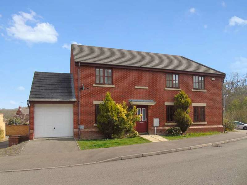 4 Bedrooms Semi Detached House for sale in Beddoes Croft, Medbourne