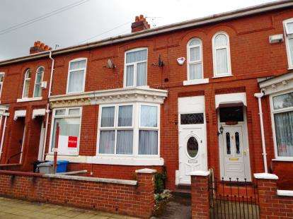 3 Bedrooms Terraced House for sale in Milner Street, Manchester, Greater Manchester