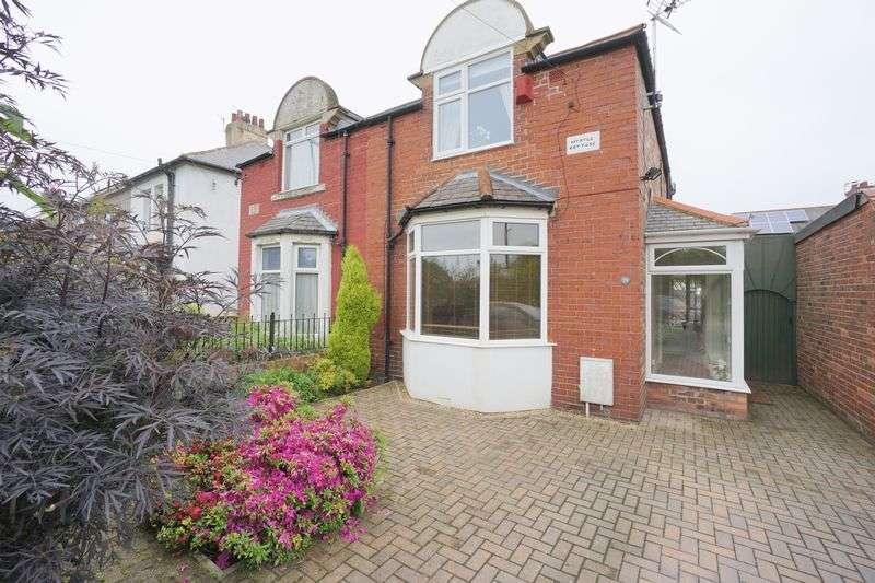 2 Bedrooms Semi Detached House for sale in WEST LANE, West Moor