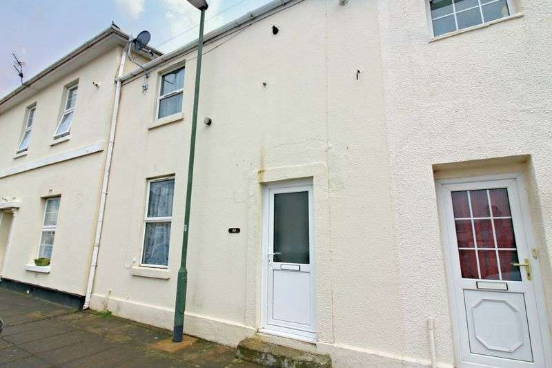 1 Bedroom Terraced House for sale in St Edmunds Road, Torquay