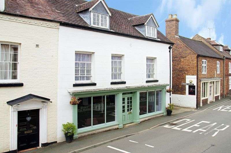 2 Bedrooms Property for sale in Sheinton Street, Much Wenlock, Shropshire.