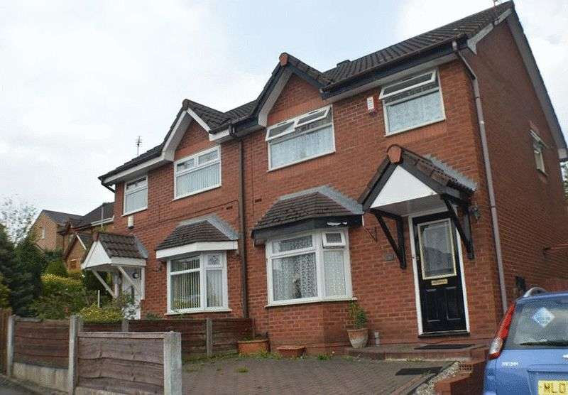 3 Bedrooms Semi Detached House for sale in Underhill Road, Oldham