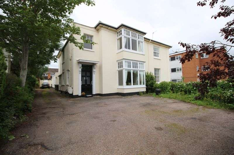 1 Bedroom Flat for sale in Manston Terrace, Exeter