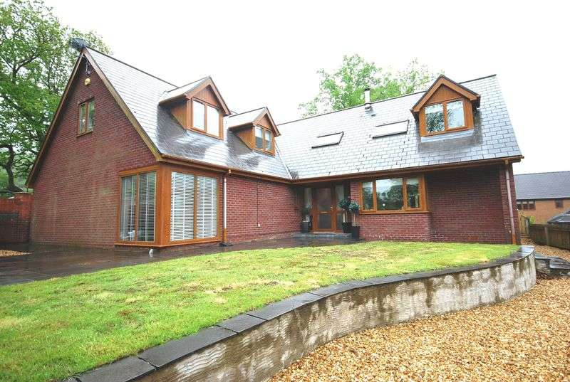 4 Bedrooms Detached House for sale in 23 Nant Celyn, Crynant, Neath, SA10 8PZ