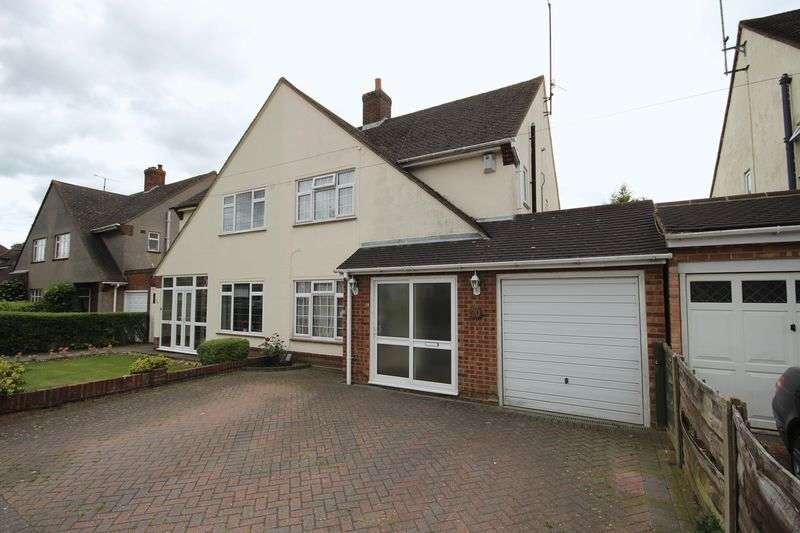 3 Bedrooms Semi Detached House for sale in Bushmead Road, Luton