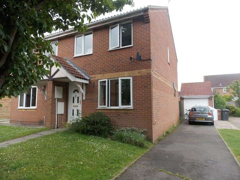 3 Bedrooms Semi Detached House for sale in Rowan Drive, Bury St Edmunds