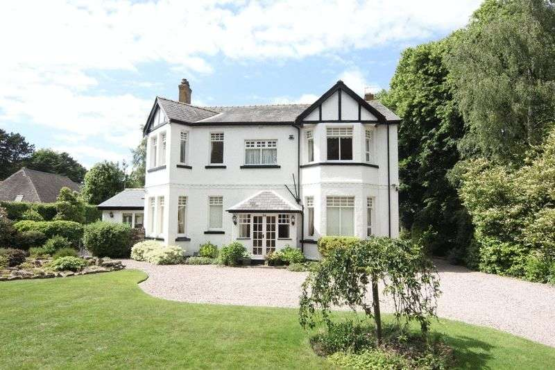 5 Bedrooms Detached House for sale in Quarry Road East, Heswall, Wirral