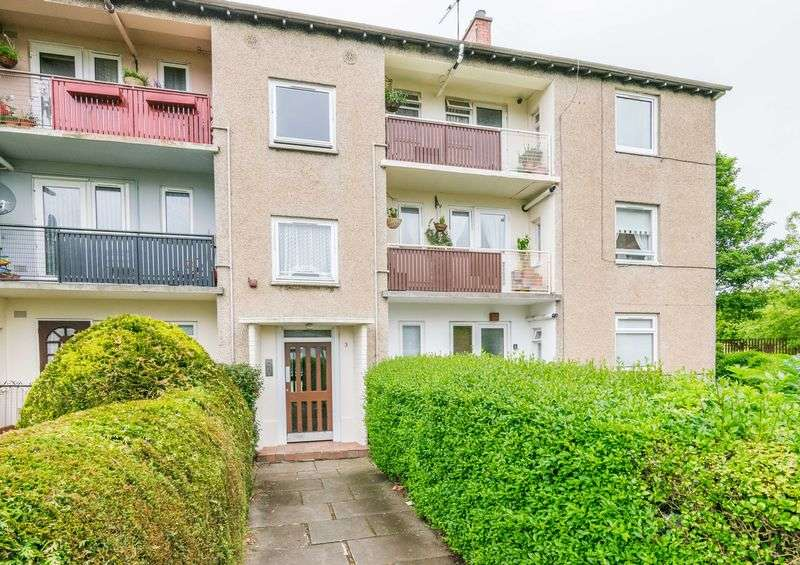 2 Bedrooms Flat for sale in 3b Muirhouse Place East, Muirhouse, Edinburgh, EH4 4PN