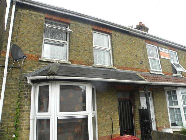 3 Bedrooms End Of Terrace House for sale in Chalvey Road East, Slough