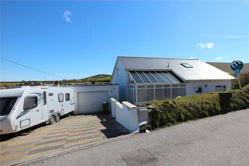 6 Bedrooms Detached Bungalow for sale in Chapel Hill, Brea, Camborne