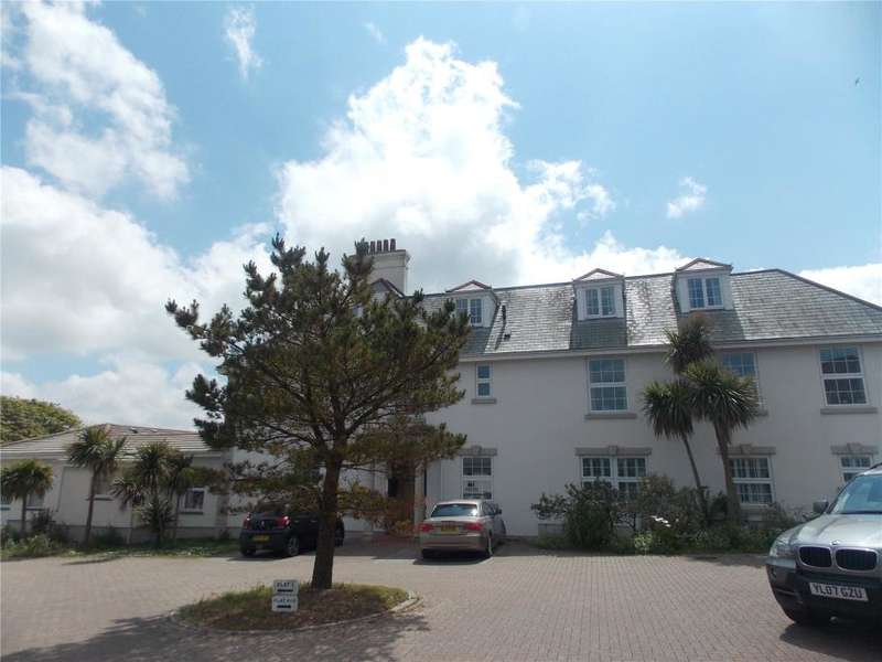 2 Bedrooms Flat for sale in Manor Close, Lelant, Cornwall