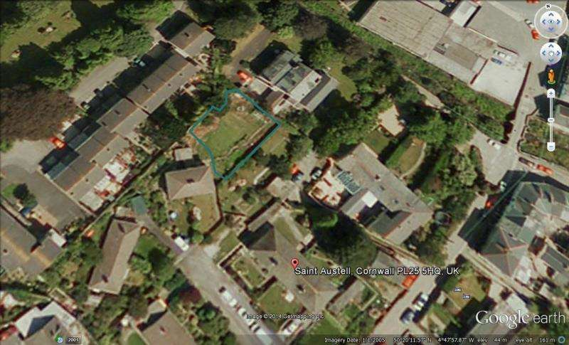 Land Commercial for sale in Ledrah Gardens, St Austell
