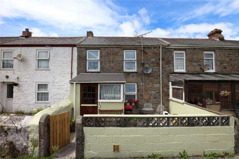 3 Bedrooms Terraced House for sale in Centenary Row West, Camborne