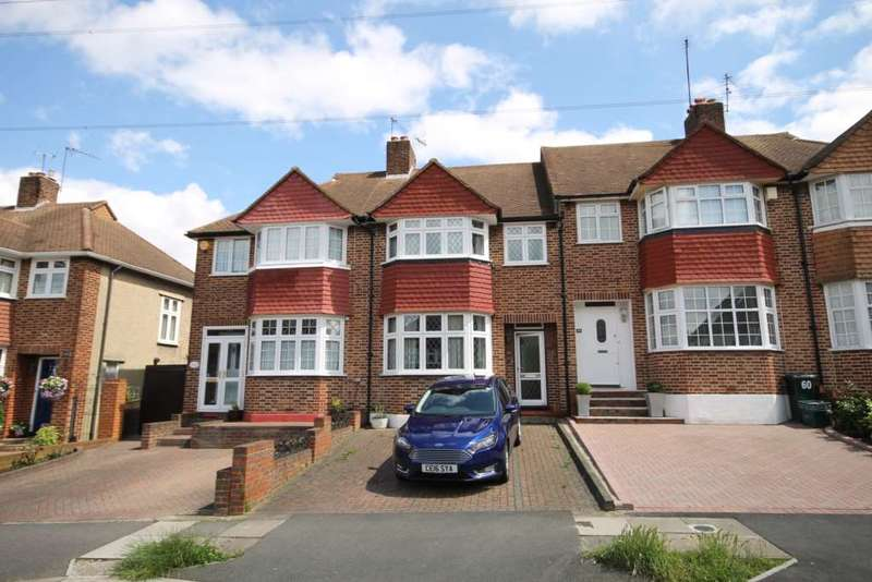 3 Bedrooms Terraced House for sale in Dunster Avenue, Morden