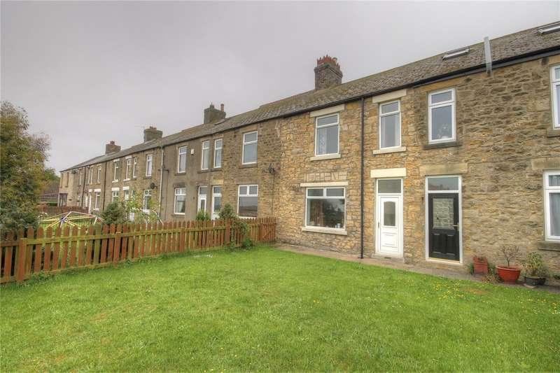 3 Bedrooms Terraced House for sale in Mount Pleasant, Cockfield, Bishop Auckland, DL13