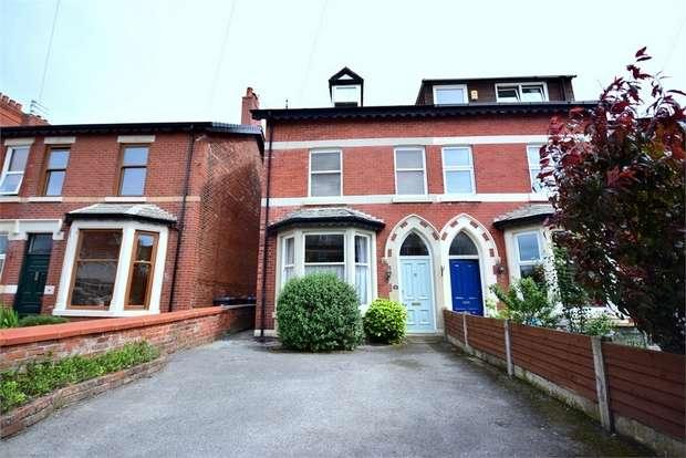 5 Bedrooms Semi Detached House for sale in Lightburne Avenue, LYTHAM ST ANNES, Lancashire