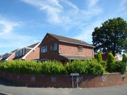 4 Bedrooms Detached House for sale in Underwood Drive, Ellesmere Port, Cheshire, CH65