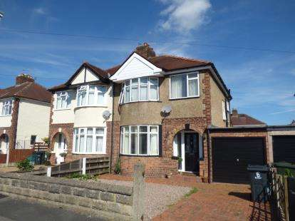 3 Bedrooms Semi Detached House for sale in Laburnum Grove, Whitby, Ellesmere Port, Cheshire, CH66