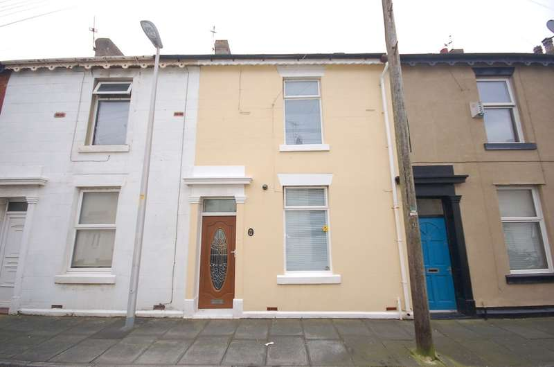2 Bedrooms Terraced House for sale in Grafton Street, Blackpool