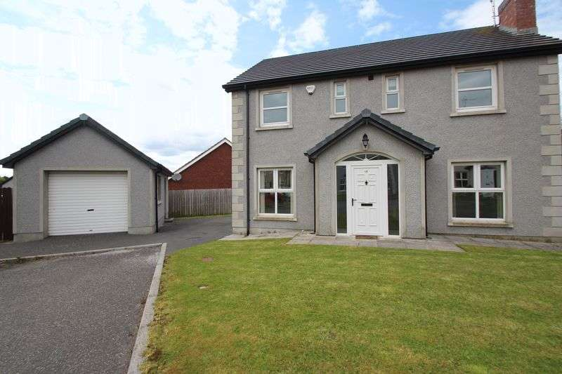 4 Bedrooms Detached House for sale in 15 Bachelors Avenue, Portadown