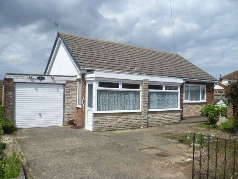 2 Bedrooms Detached Bungalow for sale in Vyner Close, Mablethorpe