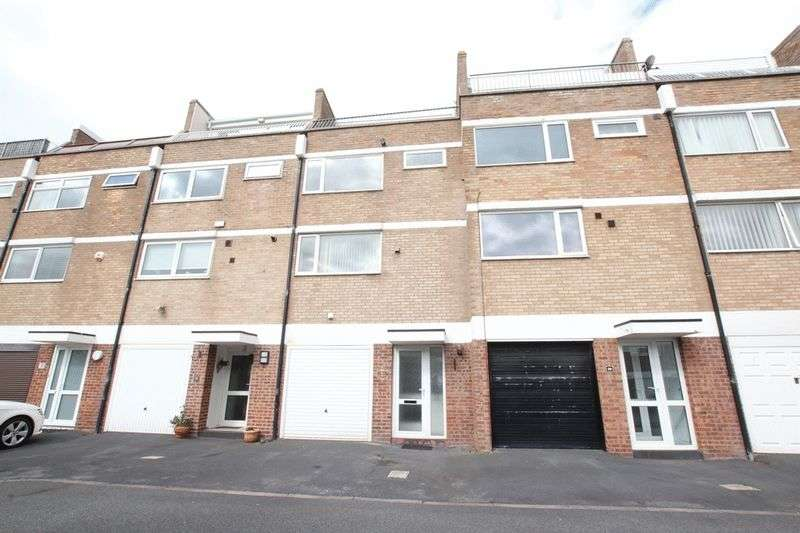3 Bedrooms Terraced House for sale in South Parade, West Kirby, Wirral